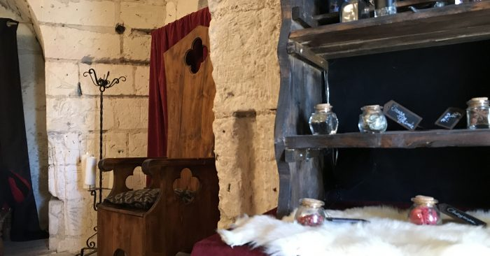 escape game loches