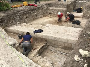 Archeologie Loches