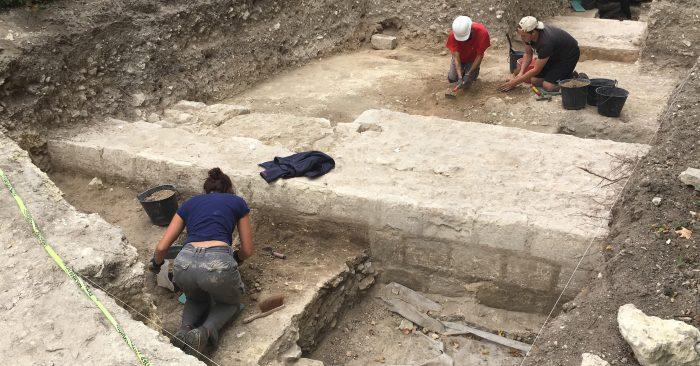 Archeologie Loches